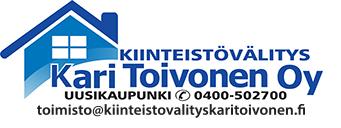 Kiinteistövälitys Kari Toivonen